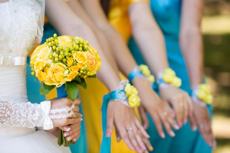 Bridesmaid Dresses & Accessories