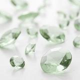 Green Table Confetti