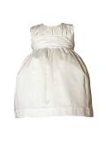 Heritage Girl's Grace Sleeveless Dress. Age sizes birth - 2 years.