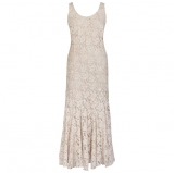 John Lewis - Chesca Pearl Beaded Dress