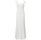 John Lewis - Adrianna Papell Long Beaded Gown