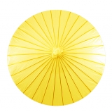 Yellow Paper Parasol