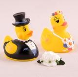 Bride and Groom Rubber Ducks