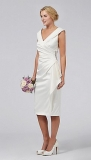 Debenhams - Debut Ivory 'Samantha' embellished wedding dress