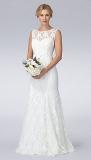 Debenhams - Debut Ivory lace wedding dress