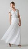 Debenhams - Phase Eight Evangeline Tulle Embellished Wedding Dress