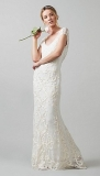 Debenhams - Phase Eight Cream Amelie Tapework Wedding Dress