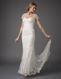 Monsoon - Ellis Bridal Dress & Shrug