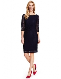 Marks and Spencer - Knitted Shift Dress