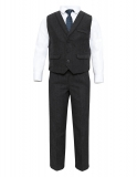Marks and Spencer - 3 Piece Waistcoat Outfit with Tie