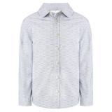 John Lewis - Kin by John Lewis Boys Horizontal Stripe Shirt