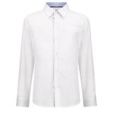 John Lewis - John Lewis Heirloom Plain Textured Shirt