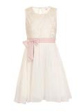 House of Fraser - Little Misdress Girl's Bow Waist Dress