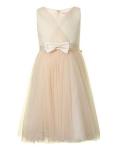 House of Fraser - Little Misdress Girl`S Tulle Bow Dress
