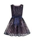 House of Fraser - Little Misdress Girl`S Lace Dress