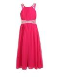 House of Fraser - Little Misdress Girl's Embellished Maxi Dress