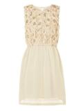 House of Fraser - Yumi Girls Girl's Floral Sequin Embellished Dress