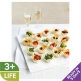 Waitrose - Waitrose Party Filo Tartlets