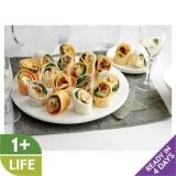 Waitrose - Waitrose Vegetarian Wrap Party Platter