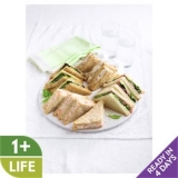 Waitrose - Waitrose Mixed Sandwich Platter