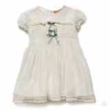 ilovegorgeous - Baby Vintage Ribbon Dress - Blue