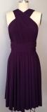 Etsy - Etsy - Purple Grape Infinity Dress Bridesmaid Dress by AtomAttire