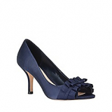 Debenhams Phase Eight Navy Fiona Shoes