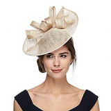 Debenhams Principles by Ben de Lisi bow fascinator