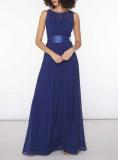 Dorothy Perkins - Showcase Cobalt 'Natalie' Maxi Dress
