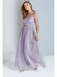 Dorothy Perkins - Little Mistress Mink Tulle Dress