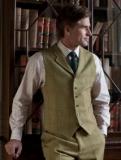 Brook Taverner - Inverness Tweed Waistcoat