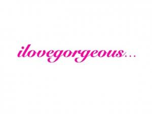 I Love Gorgeous - Bridesmaid Babies
