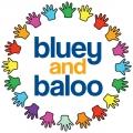 Bluey and Baloo
