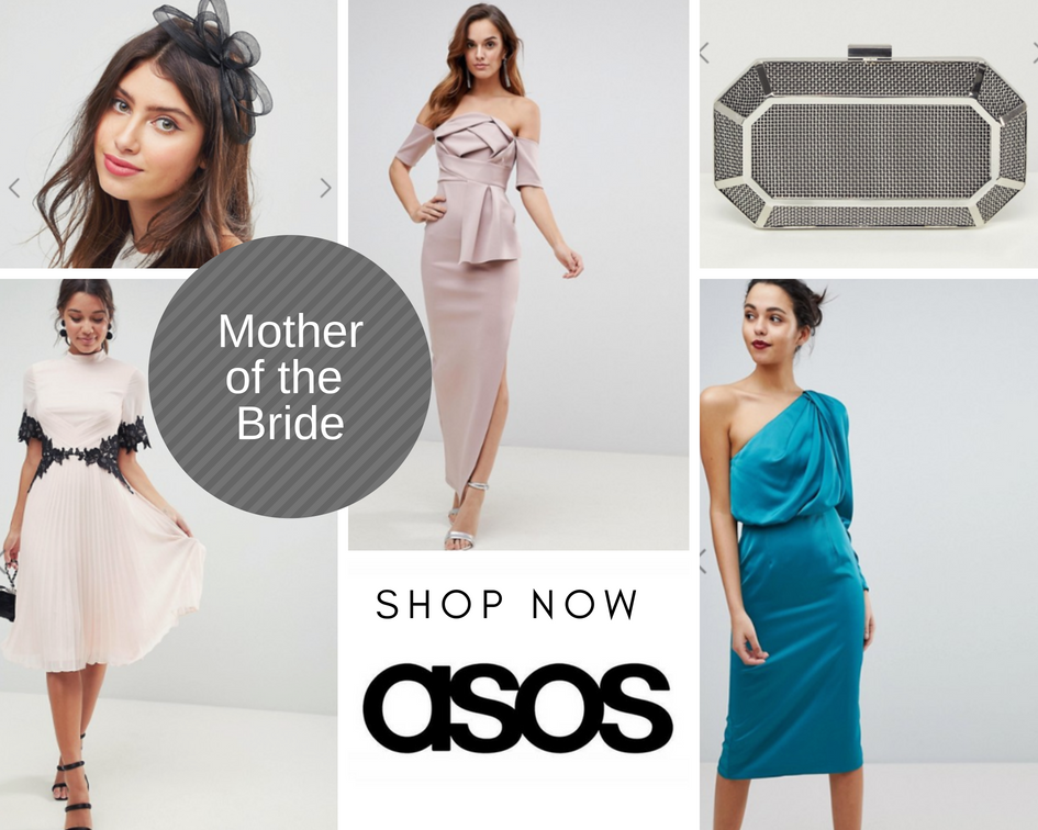 ASOS Mother of the bride outfits