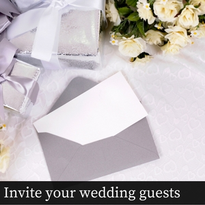 Invite your wedding guests