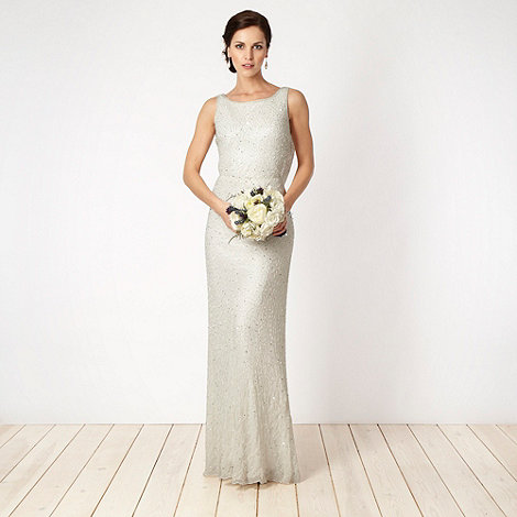 Debenhams Beaded Bridal Gown