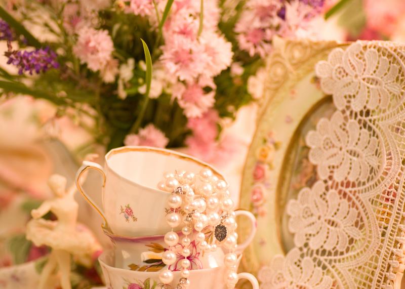 Tea Set and Crockery Hire