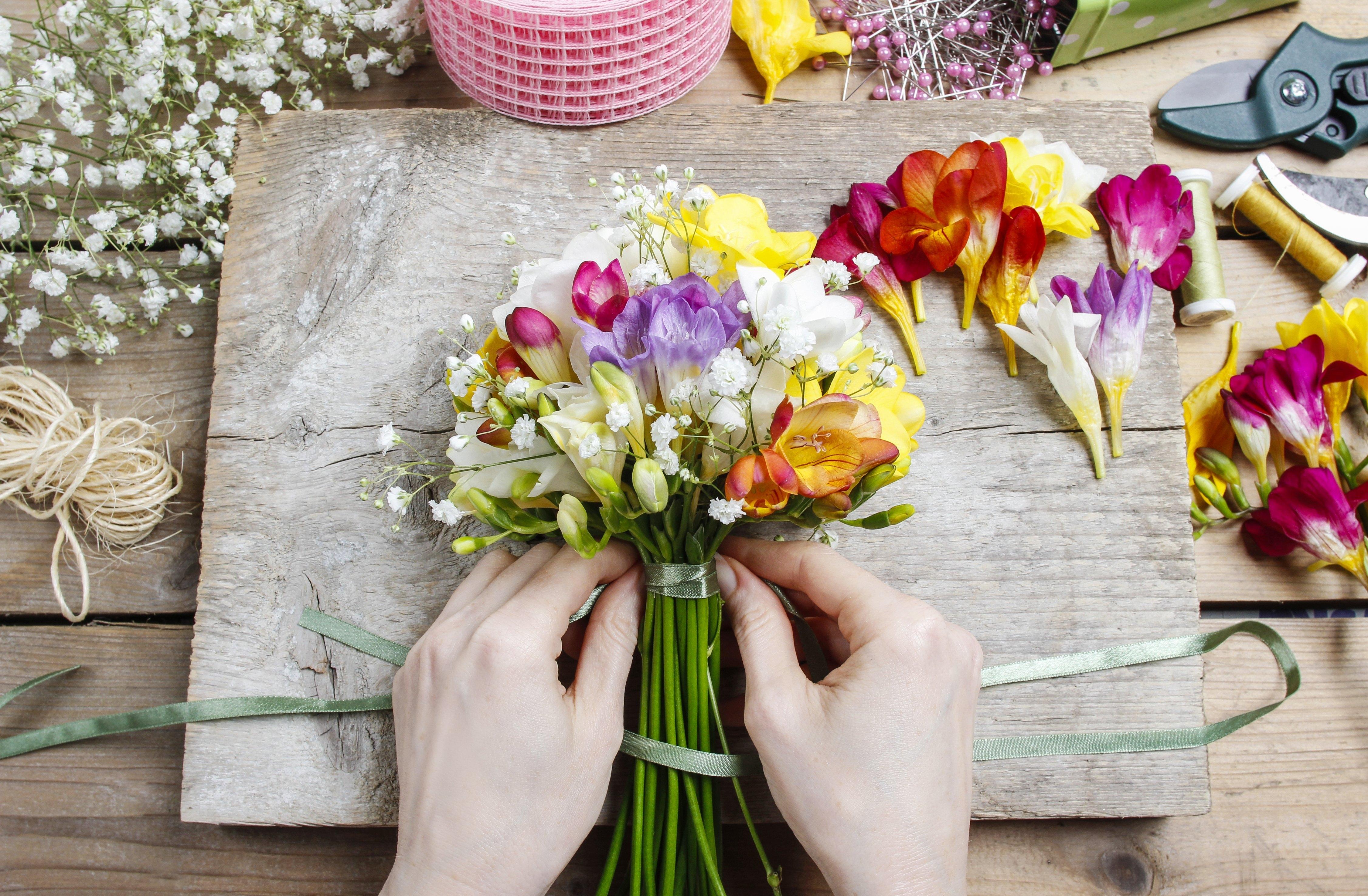Florists & Alternative Bouquets
