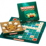 Party Food - Chocolate Scrabble