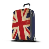 Union Jack Carry On Trolley Case
