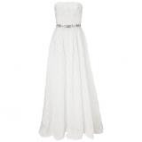 John Lewis - Adrianna Papell Tulle Ballgown Dress