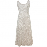 John Lewis - Chesca Lace Cornelli Embroidered Wedding Dress