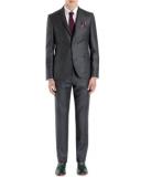 Ted Baker Crastej Charcoal Wedding Suit