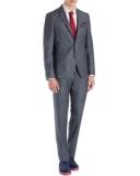 Ted Baker Flixtoj Blue Wedding Suit