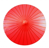 Red Paper Parasol