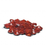 Red Table Crystals
