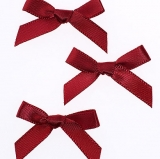 Red Ribbon & Bow Stationery Trim