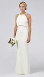 Debenhams - Ben De Lisi Occasion Ivory 'Serena' wedding dress