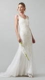 Debenhams - Phase Eight Maeve Sequin Wedding Dress