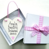 Personalised Bridesmaid Love Token